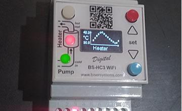 Ion heating boiler controller